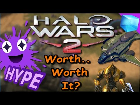 IS IT WORTH IT? - Halo Wars 2 Review [GAME REVIEW]