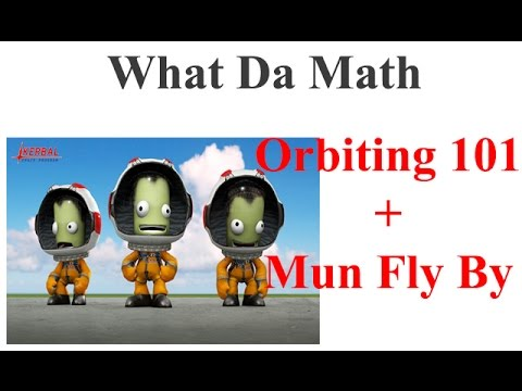 Kerbal Space Program - How to get into orbit and get to the Mun (Demo version)