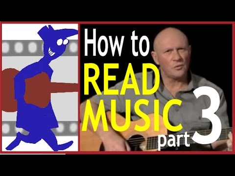How to Read Music - Part 3
