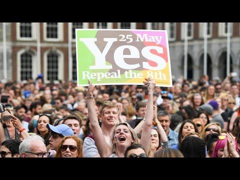 Ireland votes to overturn abortion ban