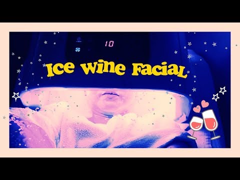 🍷[de-stress day] ice wine/cocktail facial treatment experience ⚫TheWickeRmoss