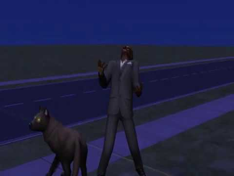How To Turn Your Avrage Sim into a Werewolf