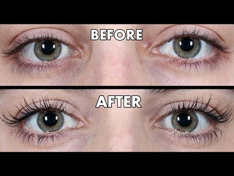 How to Grow Long,Thick,strong Eyelashes naturally/ indiangirlchannel trisha