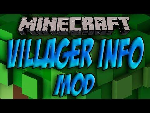 Minecraft 1.7.4 - Como Instalar VILLAGE INFO MOD - ESPAÑOL [HD] 1080p