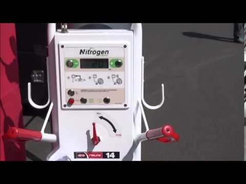 How to Inflate Tyres with Nitrogen