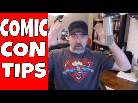 4 Things You Should Buy to Set Up at A Comic Convention