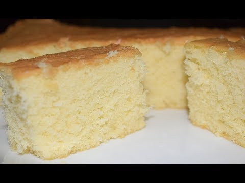 Butter Cake Recipe | Soft - Simple - Yummy Fluffy Butter Cake | How to make Nice Butter Cake