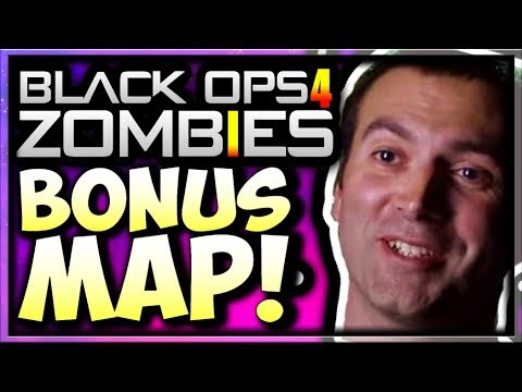 Jason Blundell Teases 4th Black Ops 4 Zombies Map! (Black Ops 4 Zombies Season Pass Bonus Map DLC)