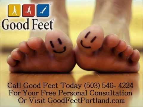 Good Feet Portland Customer Finds Pain Relief With Orthotics