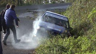Rally de la Felguera 2018 | Crash, Mistakes & Big Show | CMSVideo