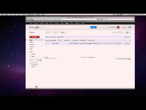 Import your emails into one Gmail account