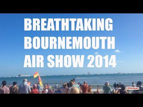 CRHnews - Breathtaking Canberra, Hunter and Sea Vixen trio Bournemouth 2014