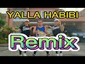 Yalla Habibi By Dj Reczan with Fusion Mix Girls
