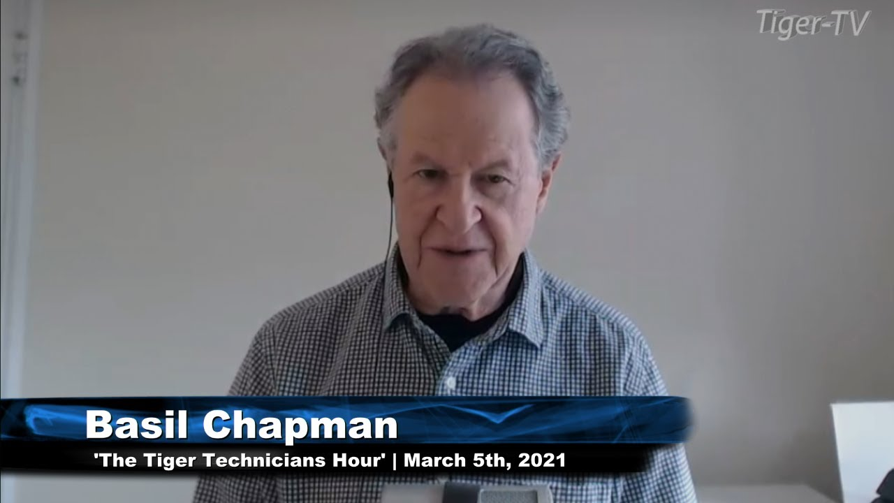 March 5th, The Tiger Technician's Hour on TFNN - 2021