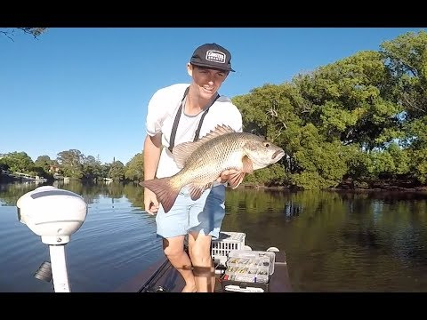 Trying New Techniques// Mangrove Jack Fishing