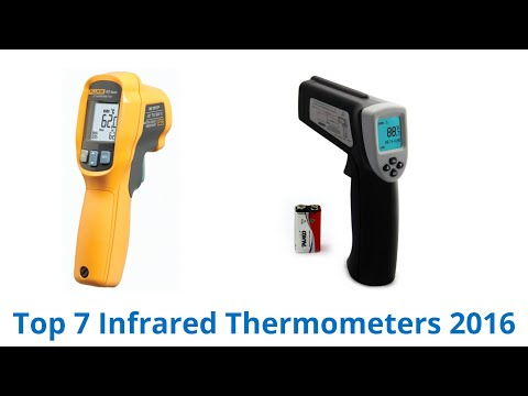 7 Best Infrared Thermometers 2016
