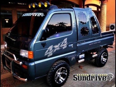 Pick-Up Type 4x4 Multicab 12 Valve Engine **Sundrive