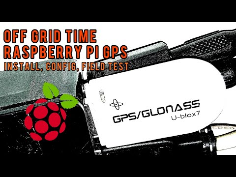 Raspberry Pi GPS Time | Portable Ham Radio Off Grid