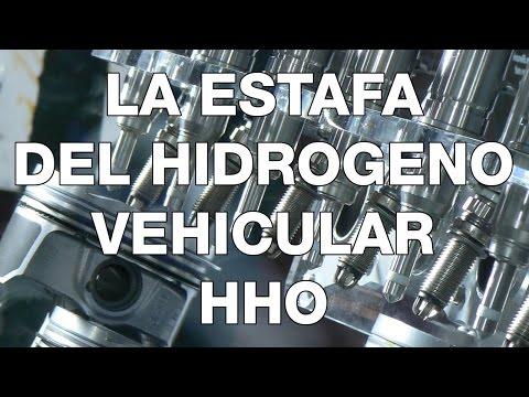 La Estafa del Hidrógeno Vehicular
