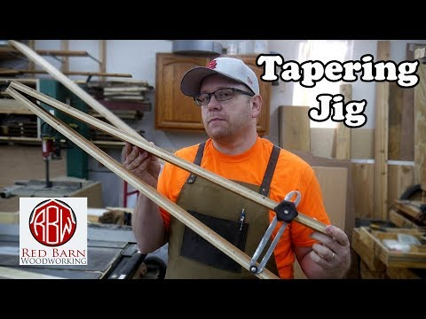Quick and Dirty Taper Jig