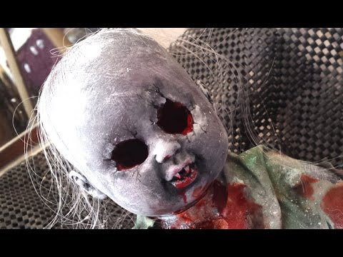 DIY  - Creepy Scary Doll