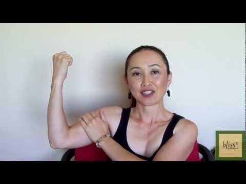 3 Ways To Massage Your Own Biceps - Massage Monday #62