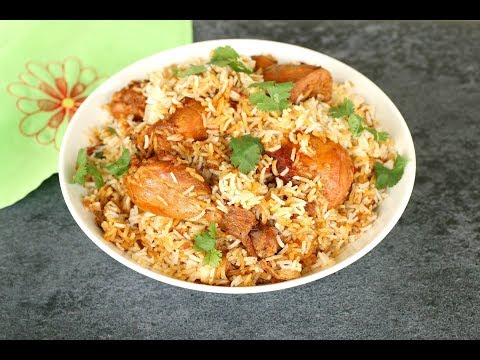 Chicken Biryani Recipe - Indian Chicken Biryani 🇮🇳 Quick and Easy Chicken Biryani