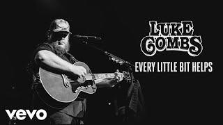 Luke Combs - Every Little Bit Helps (Audio)