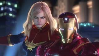 Marvel vs Capcom Infinite - PSX 2016 Reveal Trailer