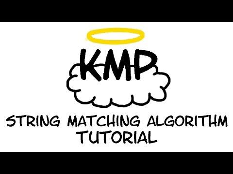 Tutorial: The Knuth-Morris-Pratt (KMP) String Matching Algorithm