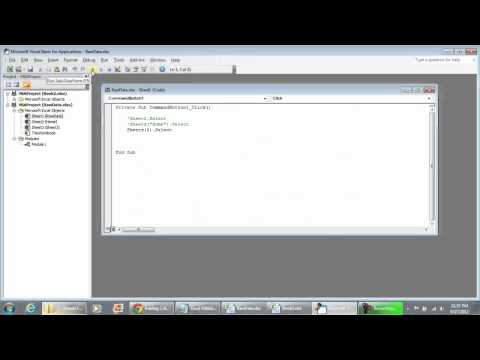 How to call different worksheets or books using VBA Programming Excel