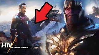 Download Avengers: Endgame Special Look Trailer BREAKDOWN & Things Missed Video