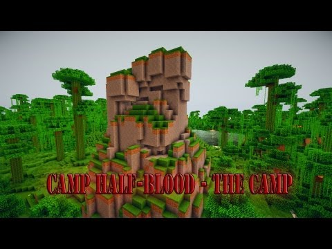 Minecraft Percy Jackson - The Camp