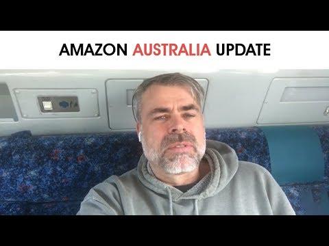 Amazon Australia Update May 2018
