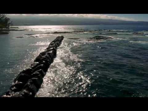 Test flight: DJI Spark Over the Ocean