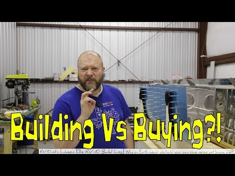 RV-10 Extra - 001 - Why build your own plane versus buying?!