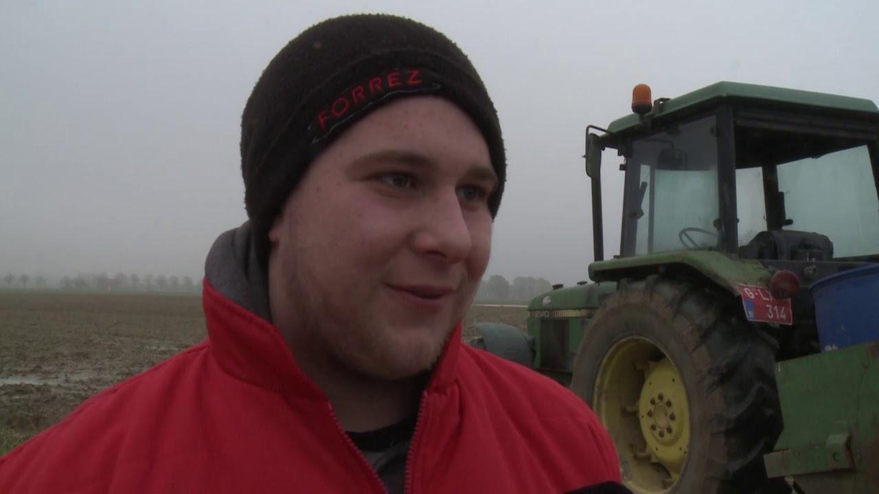 Vlaamse boeren huren Franse grond