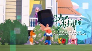 KRING! Raya 2020 Special   Short Animated Film   Eid Mubarak