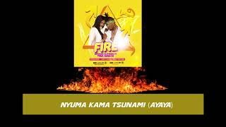 Diamond Platnumz - FIRE ( LYRICS)