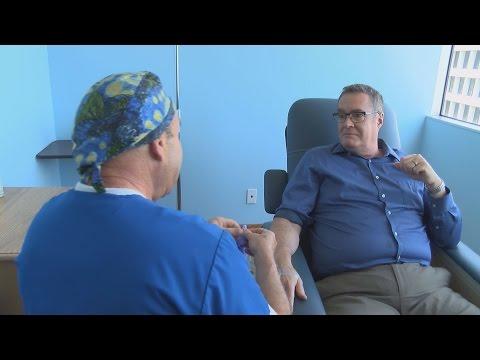 Suicidal Depressed Man Says Ketamine Saved His Life