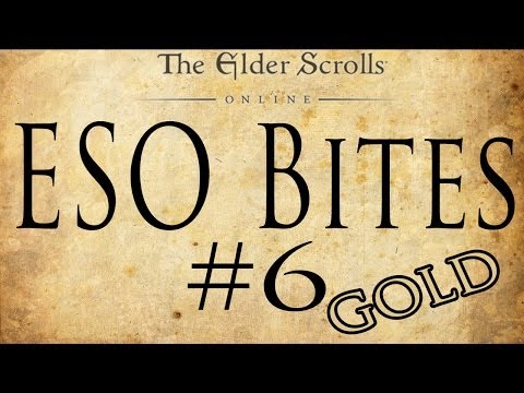 ESO Bites: How to make gold at low levels