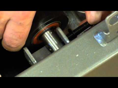 Treadmill Front Roller and Drive Belt Replacement