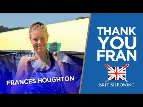 Thanks Fran! | GB Rower Houghton Retires