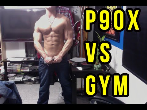 P90X vs The Gym - WHICH IS BETTER?