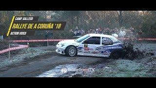 [CGR] Rallye de A Coruña 2018 | Action Video