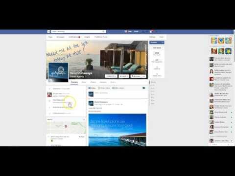 How To View Pages Your Facebook Biz Page Likes