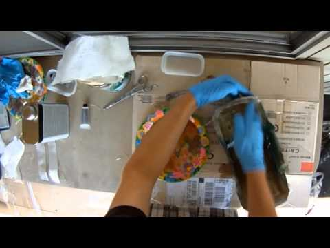 How to fiberglass an RC car shell