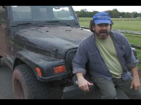 Jeep Wrangler Gas Mileage Improvement Part One