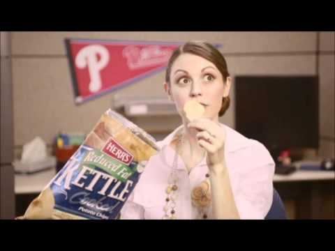 2012 Herr's Reduced Fat Kettle commercial