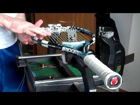 Racquet Stringing